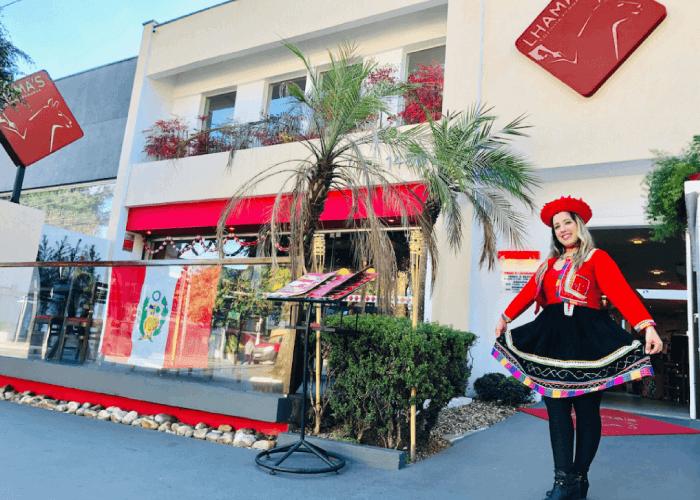 Restaurante Peruano Lhama's - Moema